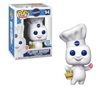 image de Pillsbury Doughboy