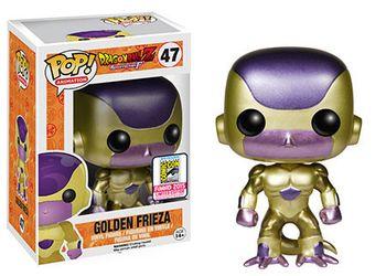 image de Golden Frieza (Black Eyes) [SDCC]