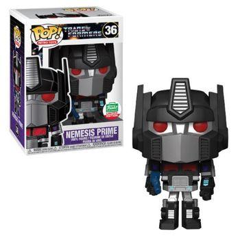 image de Nemesis Prime (Retro)