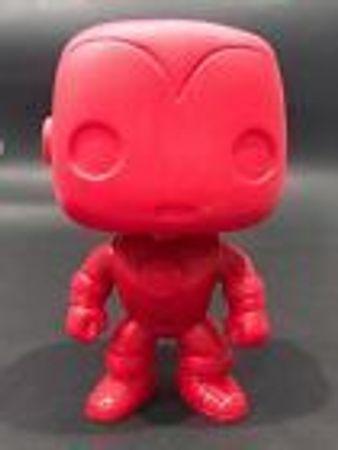 image de Iron Man (2011) (Red prototype)