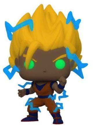 image de Goku (Super Saiyan 2) (Glow in the Dark)