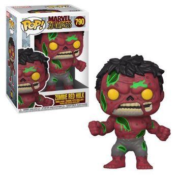 image de Zombie Red Hulk