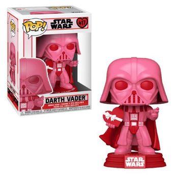 image de Darth Vader (Valentine / Pink)