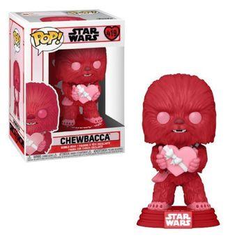 image de Chewbacca (Pink)