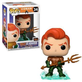 image de Conan O'Brian As Aquaman