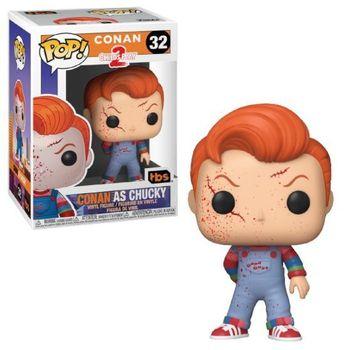 image de Conan O'Brian As Chucky