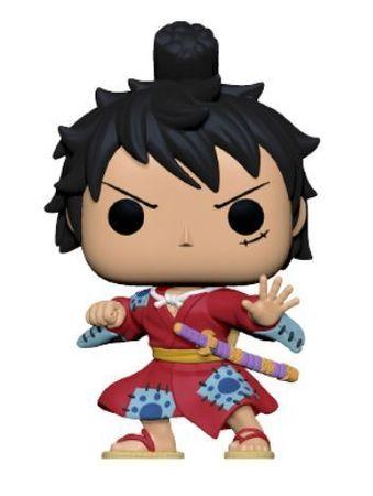 image de Luffy Gear (Kimono)