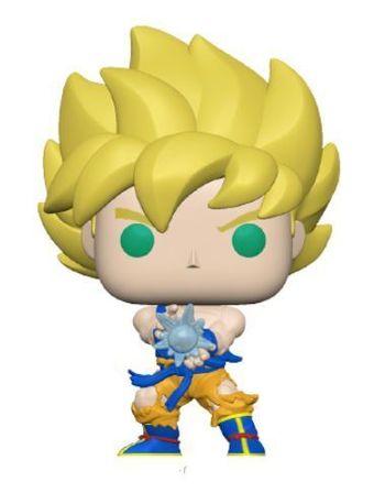 image de Super Saiyan Goku (Kamehameha Wave) (Diamond Glitter)