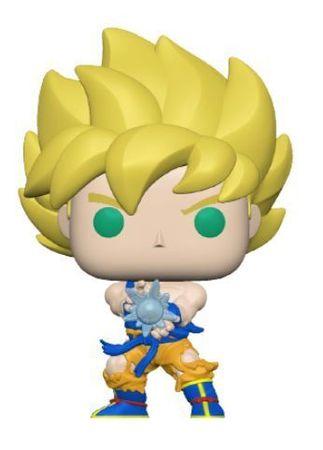 image de Super Saiyan Goku (Kamehameha Wave)