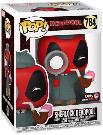 image de Sherlock Deadpool