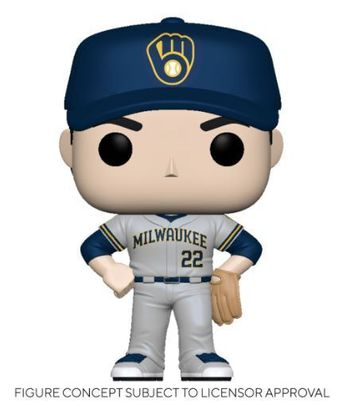 image de Christian Yelich (Away Jersey)