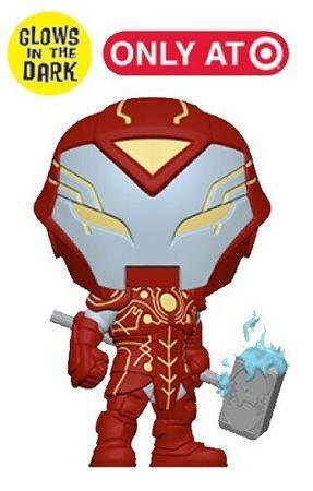 image de Iron Hammer (Glow In The Dark)