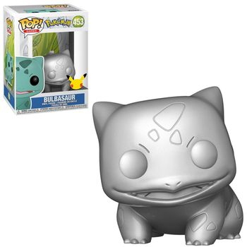 image de Bulbasaur (Metallic)