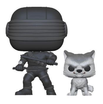 image de Snake Eyes with Timber