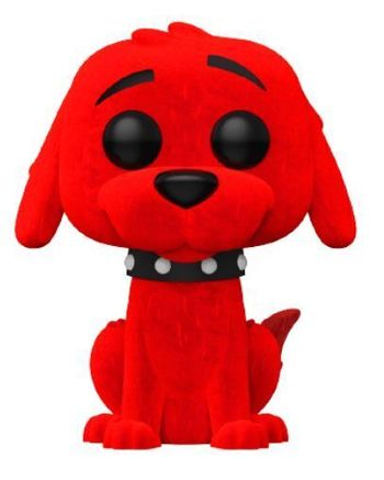 image de Clifford (Flocked)