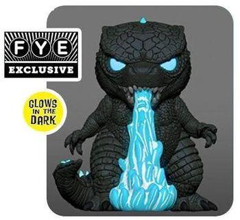 image de Godzilla (Heat Ray) (Glow In The Dark)