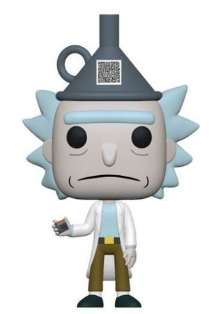 image de Rick with Funnel Hat