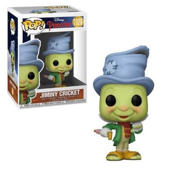 image de Jiminy Cricket (Tattered)