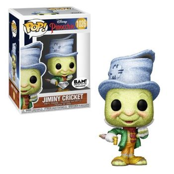 image de Jiminy Cricket (Tattered) (Diamond Glitter)