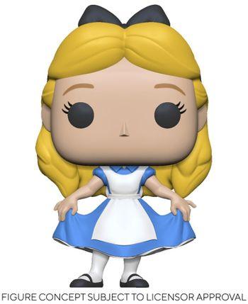 image de Alice (Curtsying)