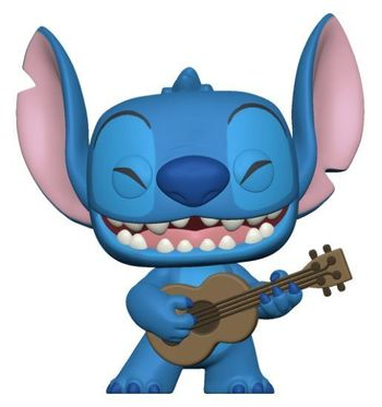 image de Stitch with Ukelele