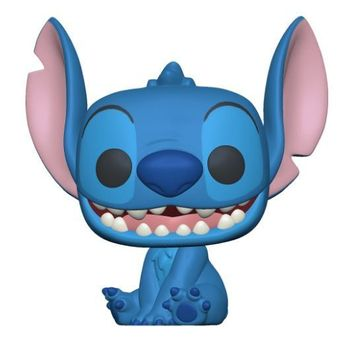 image de Smiling Seated Stitch (10-Inch)