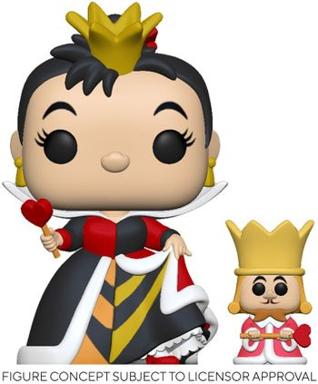image de Queen Of Hearts (With King)