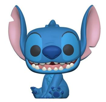 image de Smiling Seated Stitch