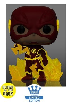 image de The Flash (Glow In The Dark)