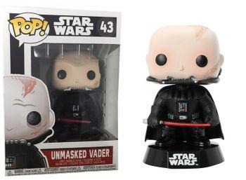 image de Darth Vader (Unmasked) (Black Box)
