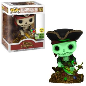 image de Treasure Skeleton (Glow in the Dark)
