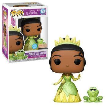 image de Princess Tiana & Naveen (Glitter)