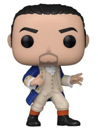 image de Alexander Hamilton (Blue Coat)