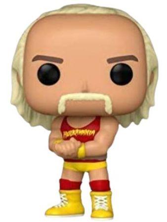 image de Hulk Hogan (WrestleMania) (NO BOX)