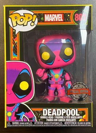 image de Deadpool (Black Light)
