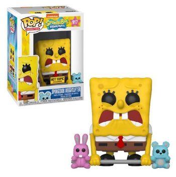 image de Spongebob Weightlifter