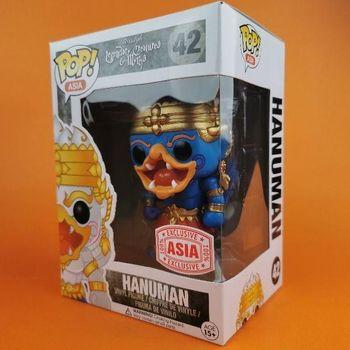image de Hanuman (Dark Blue)