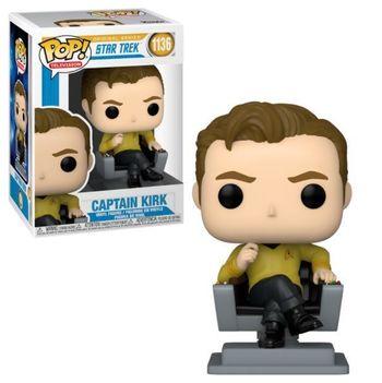 image de Captain Kirk (in Captain's Chair)