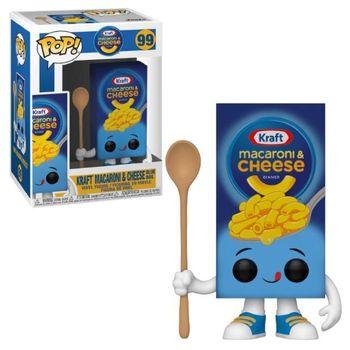 image de Kraft Macaroni & Cheese with Blue Box