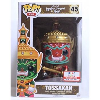 image de Tossakan (Angry - Red) (Play House Exclusive)