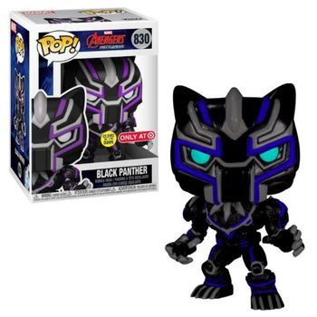 image de Black Panther (Mecha) (Glow in the Dark)