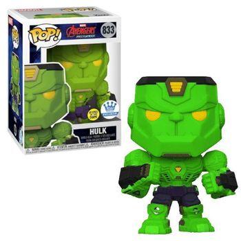 image de Hulk (Mecha) (Glow in the Dark)
