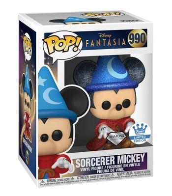 image de Sorcerer Mickey (Diamond)
