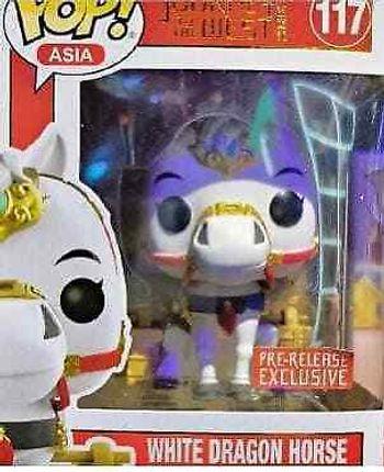 image de White Dragon Horse (Pre-Released)