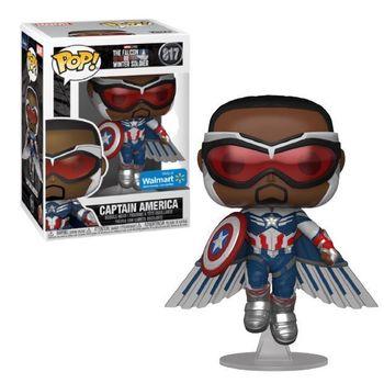 image de Captain America (Metallic)