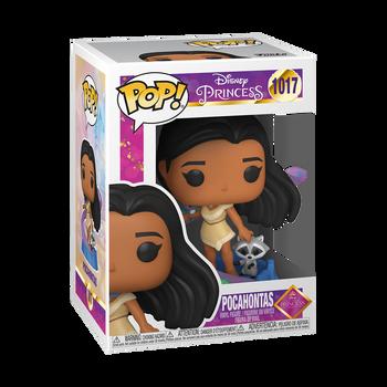 image de Pocahontas
