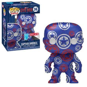 image de Captain America (Civil War) (Art Series)