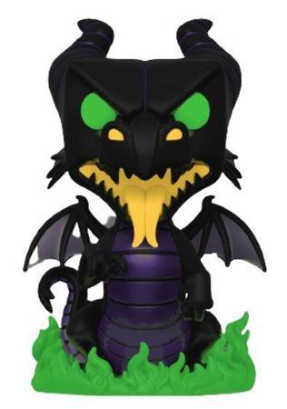 image de Maleficent Dragon (Jumbo) (Glow in the Dark)