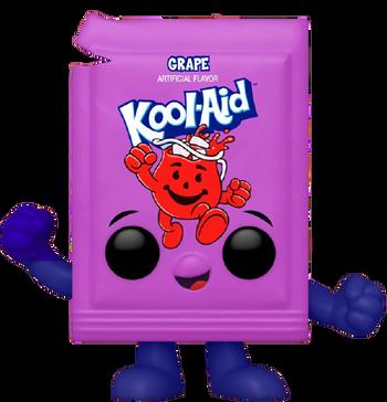 image de Kool-Aid Packet (Grape)