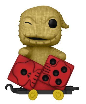 image de Oogie Boogie in Dice Cart